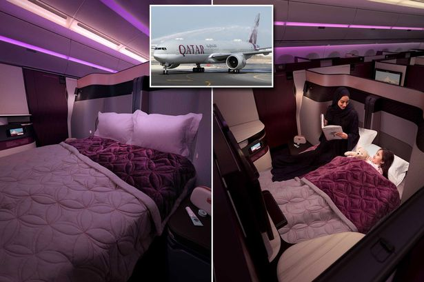 Qatar-Airways-becomes-first-airline-to-offer-double-beds-in-cabin