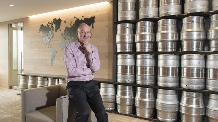 Mark-Hunter-CEO-Molson-Coors