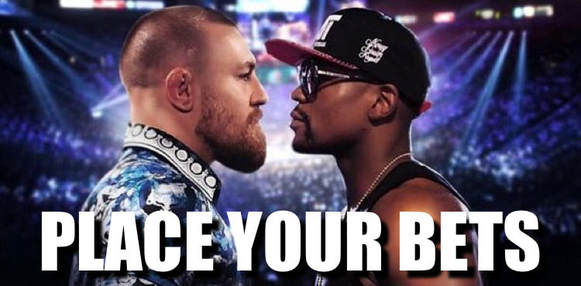 Mayweather-vs-McGregor-ODDS