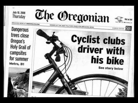 Tony Kornheiser-Cyclists